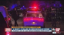 3 killed in Brooksville shooting