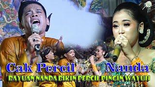 Download lagu Rayuan  bikin Cak Percil Pingin Wayuh Nanda