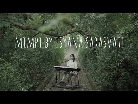 Cover Lagu Mimpi By Isyana Sarasvati - Electone Version