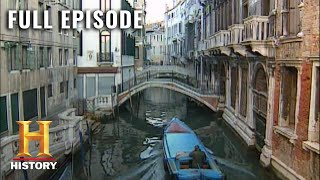 Beneath the Mysterious Canals Of Venice | Ancient Mysteries (S3, E20) | Full Episode | History