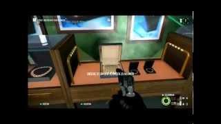 PAYDAY  Gameplay  Part 1 [Erstes Video] -  Ein etwas komischer Raub  (PC)
