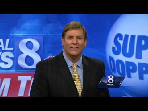 Doug Allen says goodbye to News 8 family, community