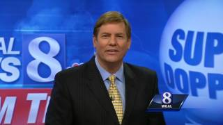 Doug Allen says goodbye to News 8 family, community