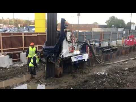 Silent Piling