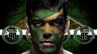 Trying To Get Good With Lyoto Machida!