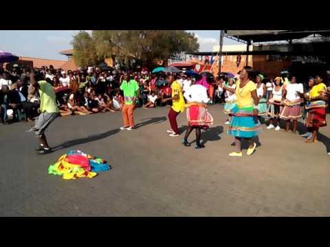 tsonga dance tut telkom residence 2015