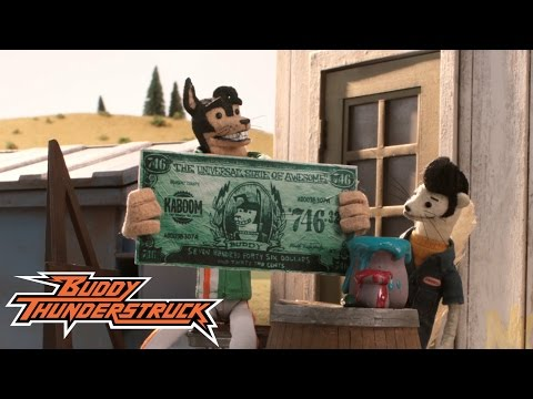 Buddy Thunderstruck - Seven Hundred Forty-Six Dollars & Thirty-two Cents