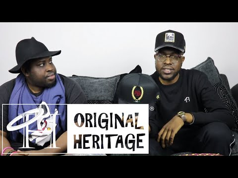 ORIGINAL HERITAGE THE BRAND IN THE BUILDING! | Chat & Chill Ft. Blessed (Original Heritage)