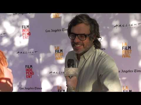 2017 Los Angeles Film Festival  Carpet Chat with Jemaine Clement