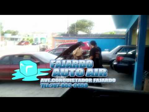 FAJARDO AUTO AIR