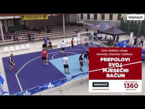 FIBA 3x3 Sarajevo XXX Open 2016 - 1