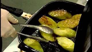 Ashpazi - Pukhtan Burrani Badenjan Syaah آشپزی - پختن برانی بادنجان سیاه