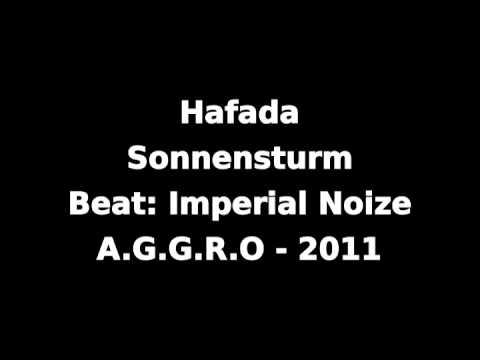Hafada - Sonnensturm