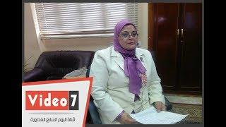 وكيل تعليم كفر الشيخ تتابع غرف العمليات بالفيديو كنفرانس