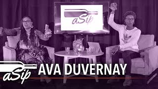 A SIP with Ava DuVernay