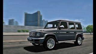 City Car Driving - Mercedes-Benz G500 4.0 V8 W464 2019 | + Download [LINK]  | 1080p & G27