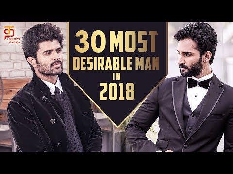 Most Desirable Man 2018 | Chennai Times | Anirudh | Atharvaa Murali | Times of India | Thamizh Padam