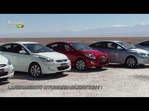 Lanzamiento Hyundai Accent 2011 Blido.com