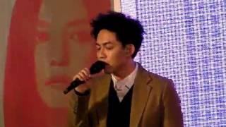 120209林宥嘉-《愛LOVE》29台北首映會@信義威秀-「傻子」首唱版(幸提供)