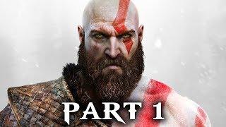 God of War Gameplay Walkthrough Part 1 - INTRO (4K PS4 Pro) Full Game