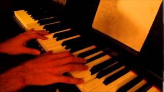 Como tocar Viernes 3am - Tutorial Piano