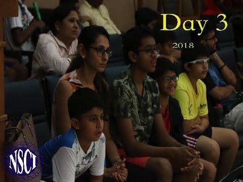 NSCI ALL India Junior Open 2018 I Day 3 I BU19 I Anuj Unadkat  vs Jaideep Singh Sethi