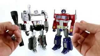 Video Review of the X-transbots: MX-1 Apollyon