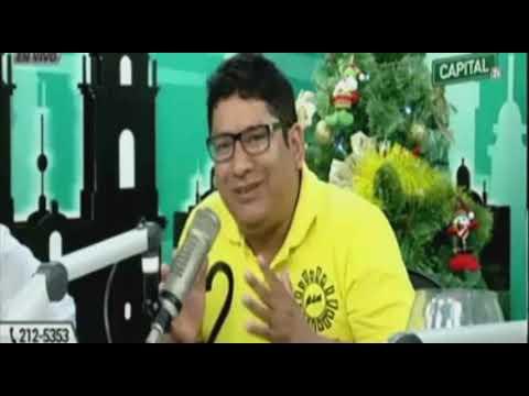 Juan Carlos Condori # 2 por el Callao en Capital Tv