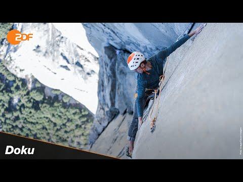 Klettern: Nur einen