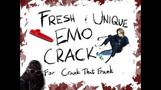 FRESH AND UNIQUE EMO CRACK (NEVER BEFORE SEEN FOOTAGE) for CrankThatFrank // (TOP, P!ATD, FOB, MCR)