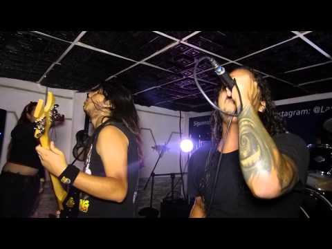 Thrasherhell - Bonded by Blood (Cover Exodus - En Vivo)