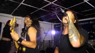 Thrasherhell - Bonded by Blood (Cover Exodus)
