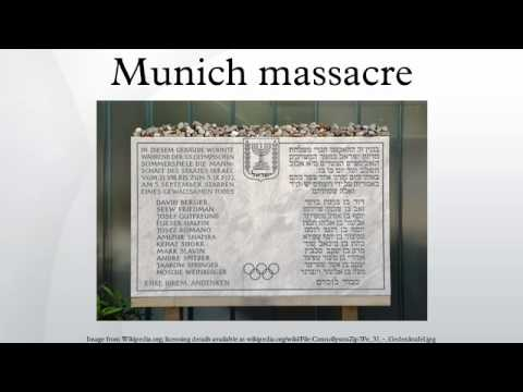 Munich massacre