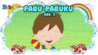 Paru Paruku bag 3 Bona dan Rongrong Dongeng Anak Indonesia Indonesian Fairytales