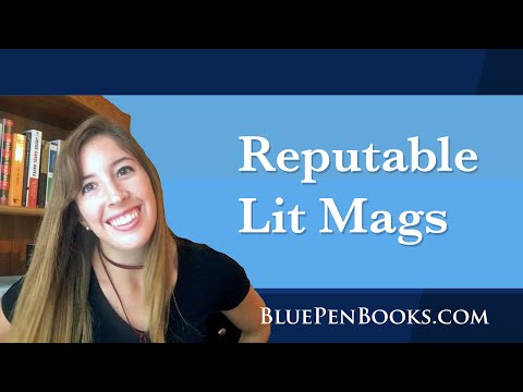 How to Spot Reputable Lit Mags