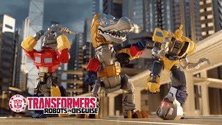 Transformers Hero Mashers (TV Commercial) | Transformers Toys for Kids