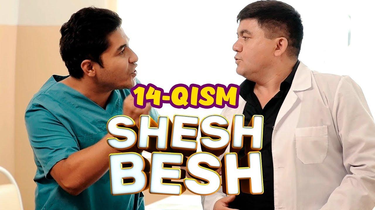 Shesh Besh - 14 QISM/ Шеш Беш - 14 КИСМ