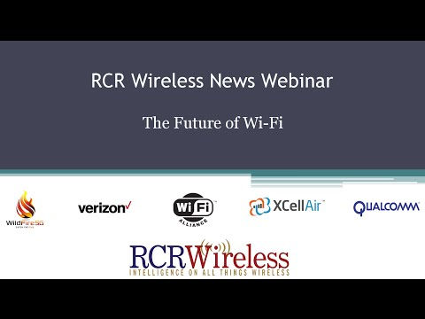 Editorial Webinar: The Future of Wi-Fi