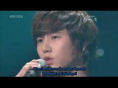 Cho Kyuhyun - 7 Years Of Love (Türkçe Altyazılı) - YouTube
