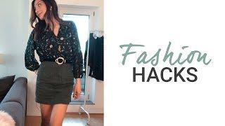 11 Tricks, damit Outfits teuer und edel wirken | Fashion Hacks | natashagibson
