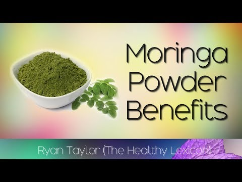 Moringa Powder: Benefits (Everyday)