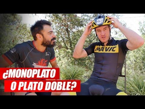 MTB: ¿Monoplato o plato doble?