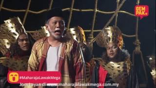 Maharaja Lawak Mega 2017   Shiro - Minggu 8