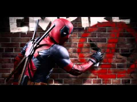 Deadpool Movie - Full Soundtrack
