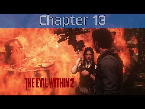 The Evil Within 2 - Chapter 13: Stronghold Walkthrough [HD 1080P/60FPS]