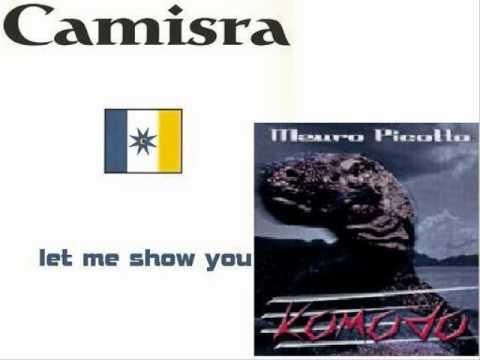 Camisra vs Mauro Picotto - Let Me Show You Komodo