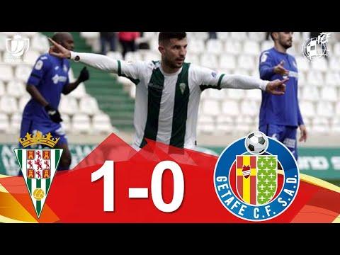 Cordoba Getafe Goals And Highlights