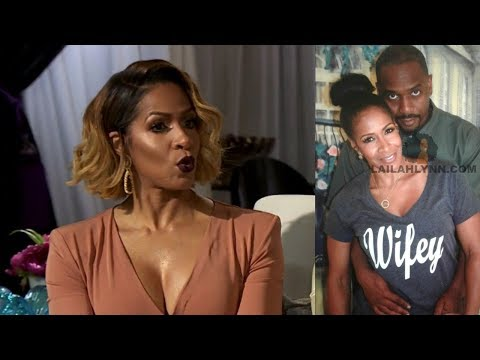 "Busted! Sheree's ""Husband"" Caught Sneaking In/Out His Facility To See Her (Allegedly)"
