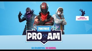 FORTNITE  E3 PRO-AM | TORNEO DE FORTNITE E3 | $3 Millones DE DOLARES!!