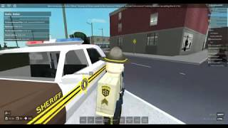ROBLOX | New Haven County Sheriff's Office! | What a day in New Haven!